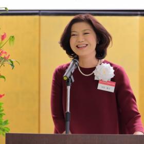笑顔こそ成功のカギ!経営者が大切にしたい「ある喜び」とは 河北隆子さん(日本女子経営大学院学長)