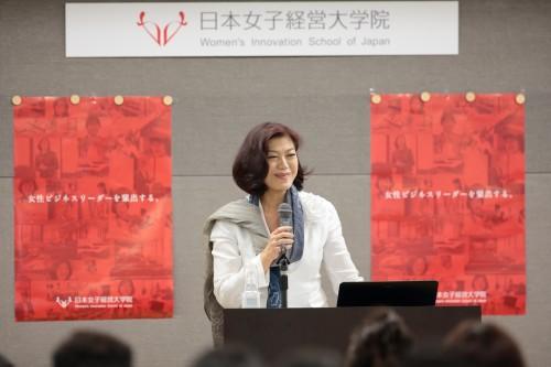 人生はもっと輝く!働く女性に必要なのは「●●のために学べる場」|河北隆子さん(日本女子経営大学院学長)