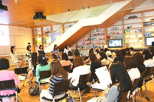第1回BizLady×日本女子経営大学院のキャリアアップセミナー イベントレポート