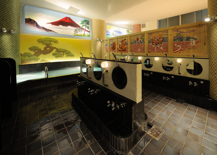 第2回「ふくの湯」(東京・本駒込駅)【私だけの湯~っくり癒し時間】