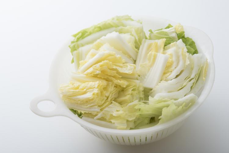 白菜 冷凍保存 方法