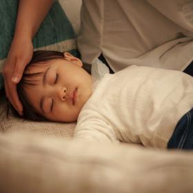 子どもが発熱…パパが看病する割合は?【育児分担vol.2     健康管理編】