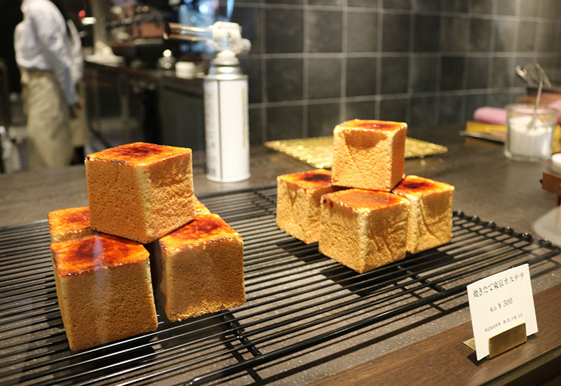 目が釘づけ!リニューアルした上野風月堂本店が作る「究極の美味しい洋菓子」