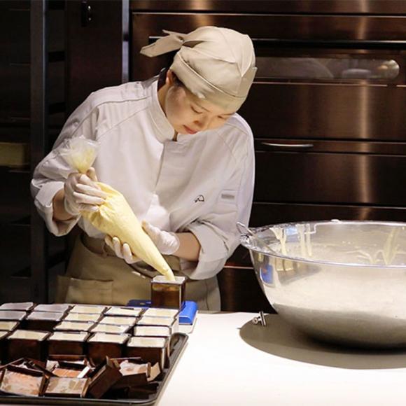 目が釘付け! リニューアルした上野風月堂が作る 「究極の美味しいお菓子」