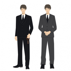 ブラックスーツ1着でいい? 現代版「男性の喪服」マナーと基礎知識