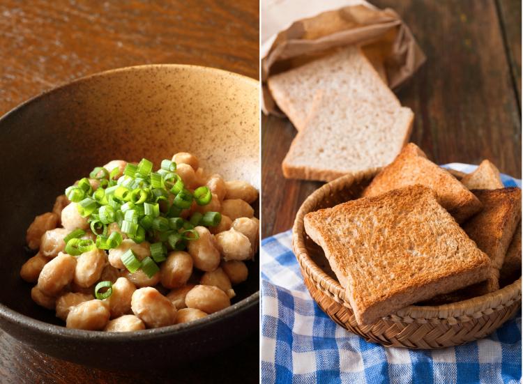 納豆はパンにも合う?「サンドイッチ」に挟むと意外と美味しい食材