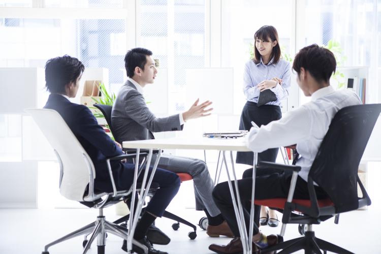 「会議での役割分担」と見極めで生産性アップ!【踊らず進む!会議のお作法】vol.2