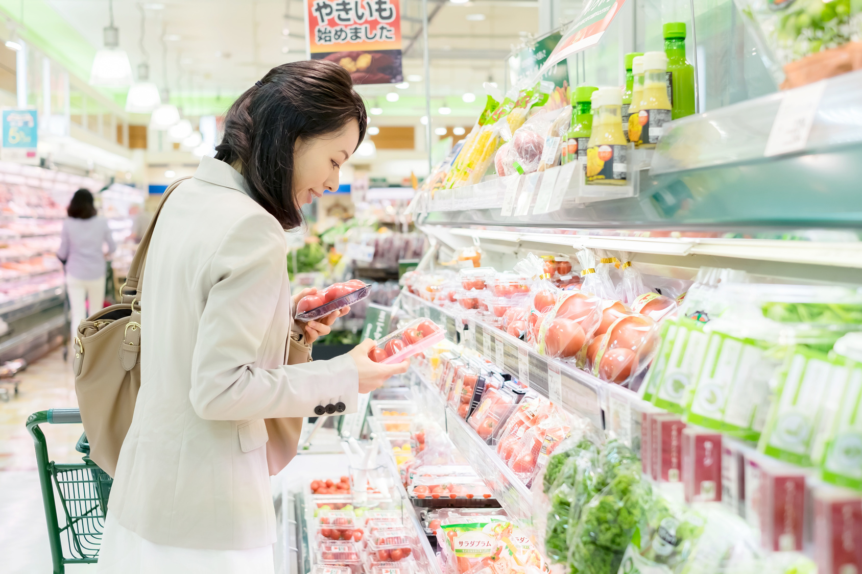 「食材まとめ買い 画像フリー」の画像検索結果