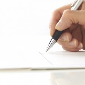 試し書きは「永」の字を!書道家が教える「美文字になる筆記具」の選び方