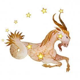 【山羊座10月の運勢】イヴルルド遙華が占う12星座別・2018年10月