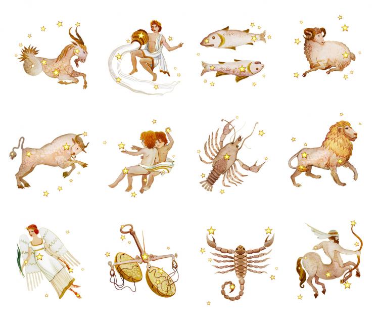 【あなたの2018年は…】イヴルルド遙華が占う12星座別・今年の運勢