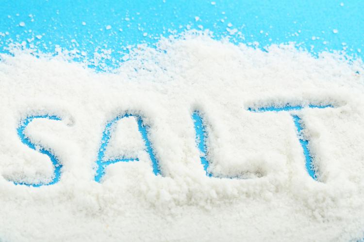 柚子 ワックス 塩