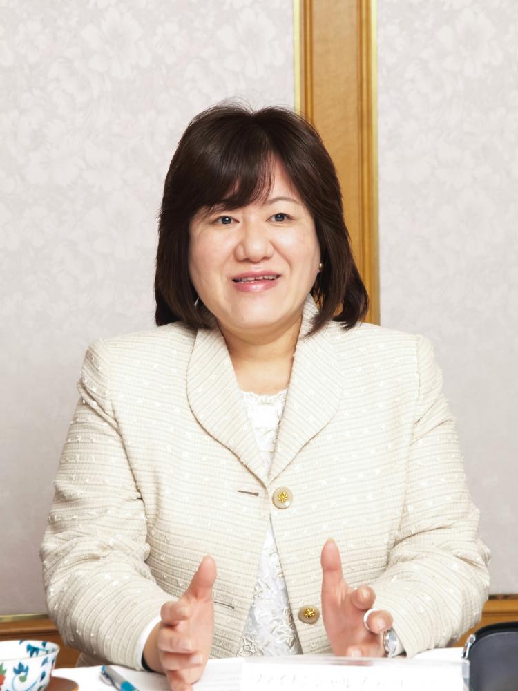 ファイナンシャルプランナー 畠中雅子