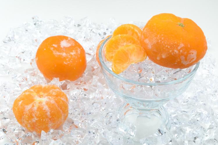 みかん 冷凍保存 方法