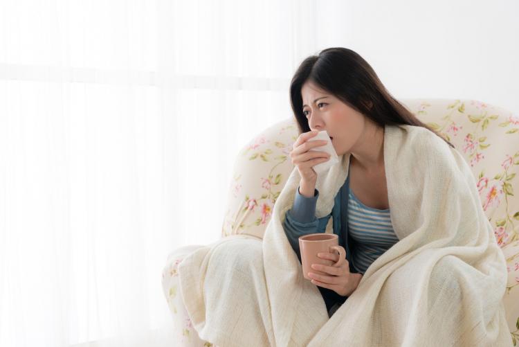 インフルエンザ 対処法