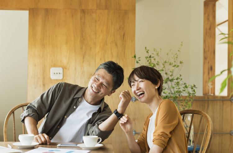 2位夫婦で会話!「夫婦円満のためにしていること」1位はシンプルな…