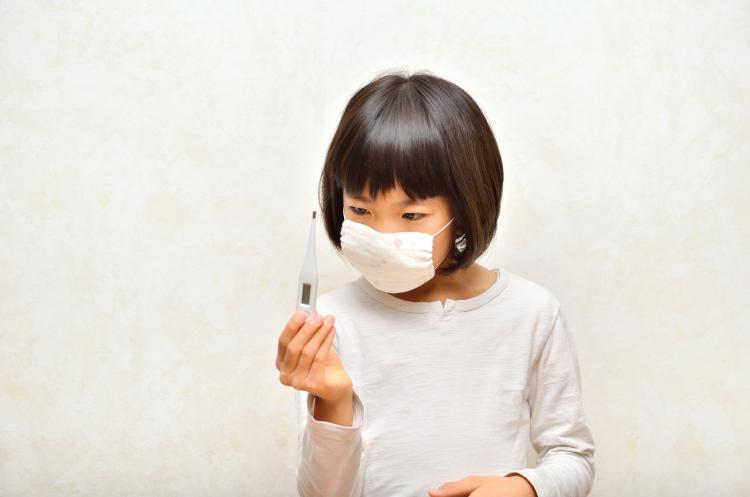 インフルエンザ 出席停止