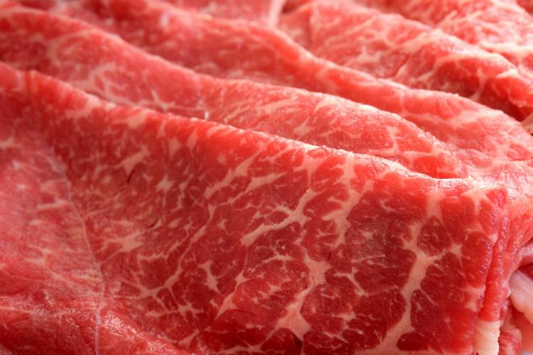 牛薄切り肉 選び方