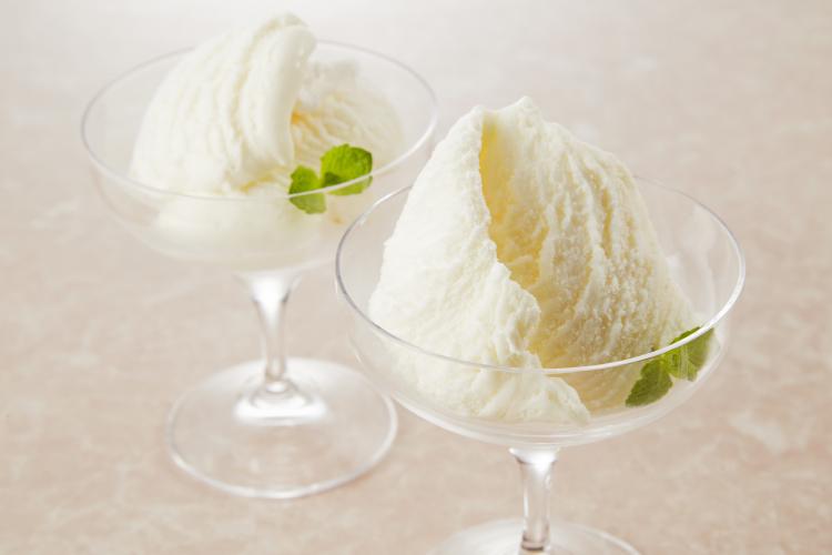 インフルエンザ  発熱 アイスクリーム