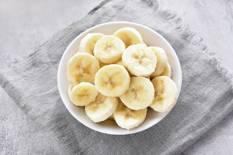 バナナ 変色 防止