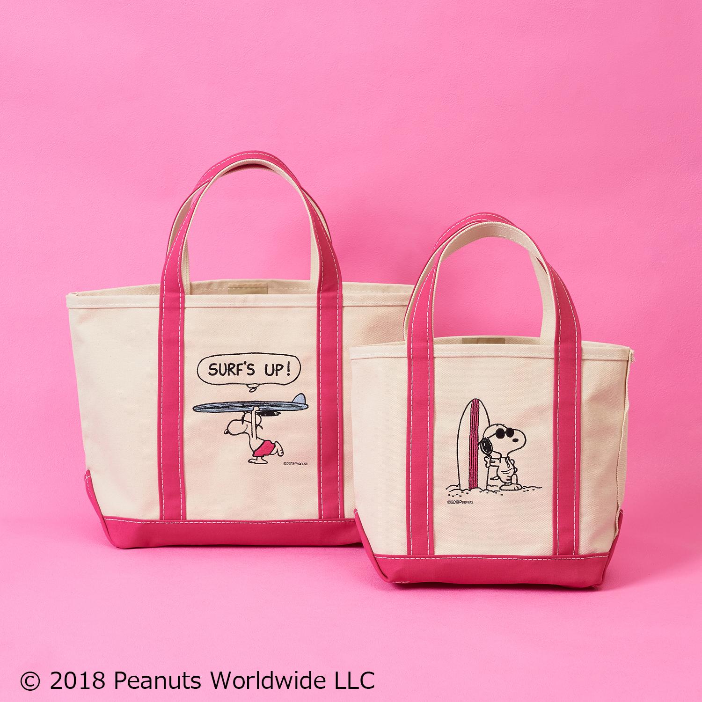 L.L.Beanの定番トートとピーナッツが強力タッグ!夢のコラボバッグが限定発売