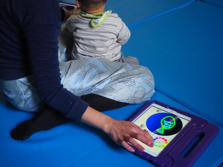 ママが学ぶ「プログラミング教室」を赤ちゃん連れで体験してみた