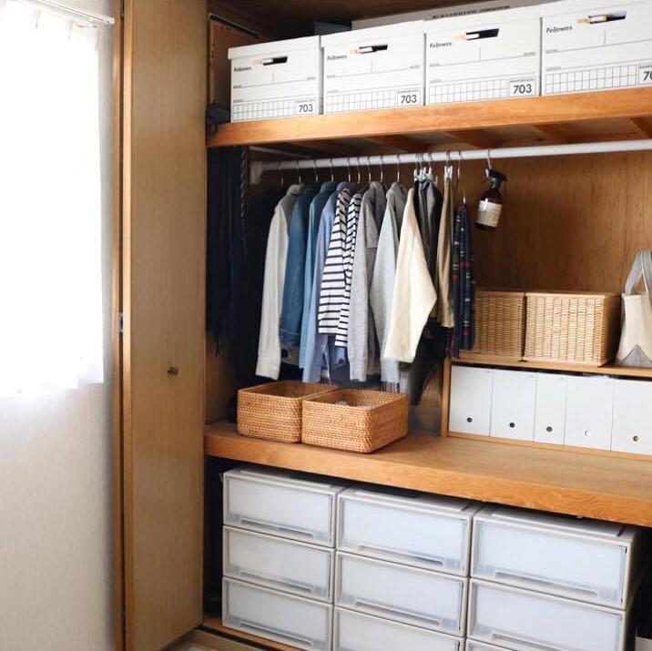 冷蔵庫にも指定席をつくって簡単スッキリ【収納上手に学びたい!kufuraのお宅訪問#1】