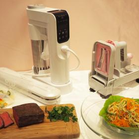 野菜のパスタ?流行の「ベジヌードル」が簡単に作れるアイテムなど新アイテムが登場