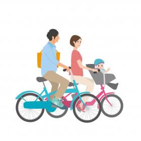 実はやっている人多数!「子ども乗せ自転車」危ない運転と起こりがちな事故
