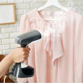 シワもとれる!取っ手のとれるティファールの「アクセススチーム」新製品で衣類のシワとり