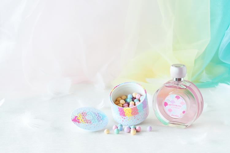 虹色パールで夏肌に透明感プラス!ゲラン「メテオリット」からサマーコレクション登場