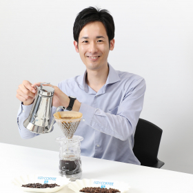 「コーヒーの挽き方どうしますか?」で悩まない!プロが教える豆の購入ポイント