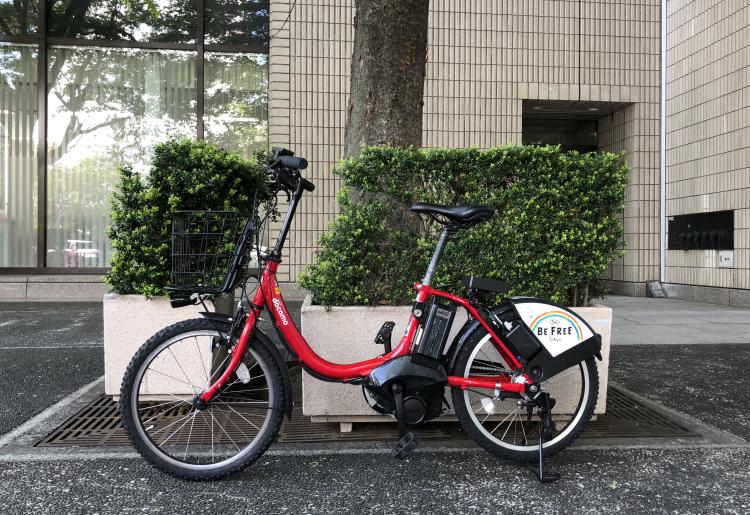 レンタル自転車「シェアサイクル」で東京都内をお出かけしよう【kufuraがやってみた】