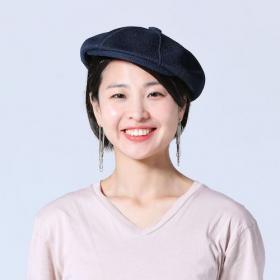 【髪型別・似合う帽子の見つけ方#1】ショートヘアはコンパクトなタイプを選んで