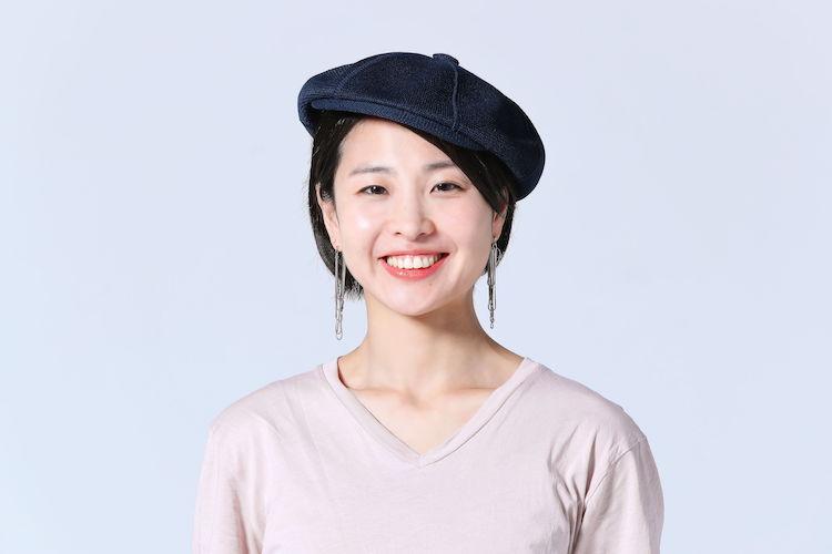 ショート 帽子