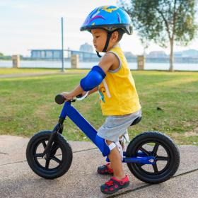 ストライダーからステップアップ!「子どもの自転車練習」注意したい3つのこと
