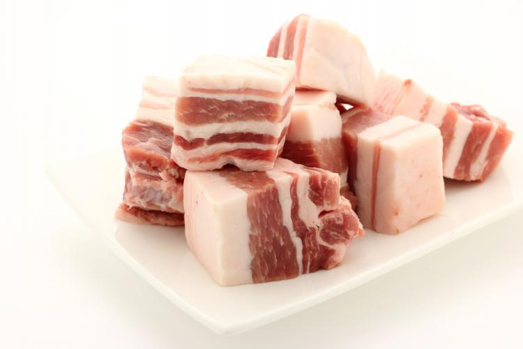 豚ブロック肉 冷凍保存