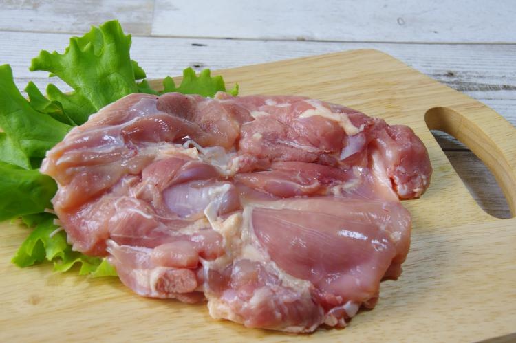 鶏もも肉 下処理
