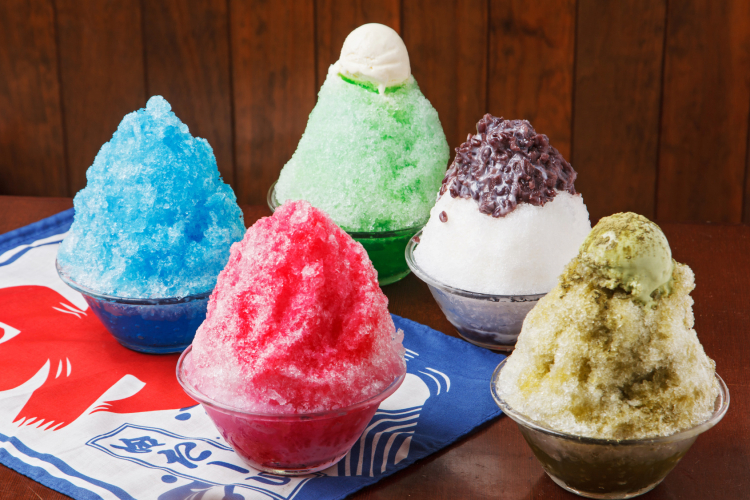 ひんや~り何杯でもいける絶品アイディア多数!「かき氷」にかけると美味しいもの
