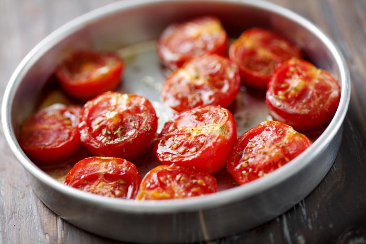 セミドライトマト オーブン 作り方