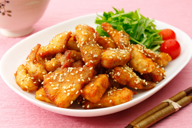鶏むね肉・ささみ 冷凍保存 下味