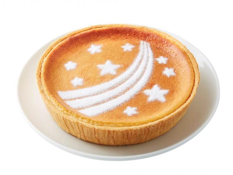 天の川がキュート!モロゾフから「七夕限定チーズケーキ」登場