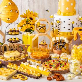 8月2日はハニーの日♡ハチミツ&チーズランチブッフェ「ホテルでハニーハント」本日から