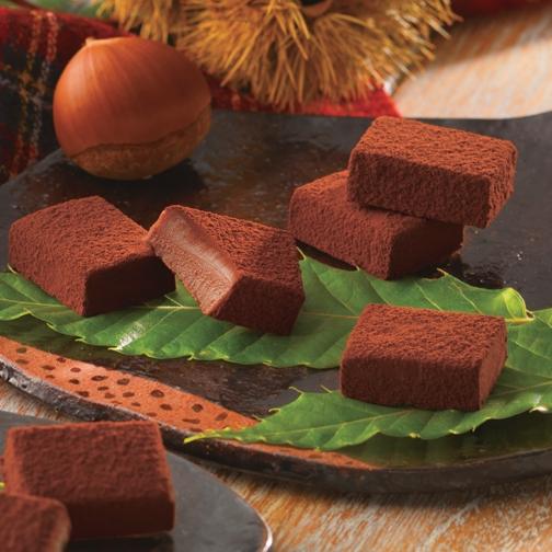 待ち遠しすぎる!ロイズから秋限定の生チョコレート2種類が発売