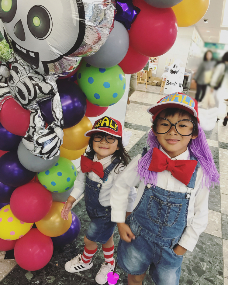 好きなキャラクターに変身!5歳のハロウィン、みんなはどんな仮装?【ハロウィン調査隊 #6】