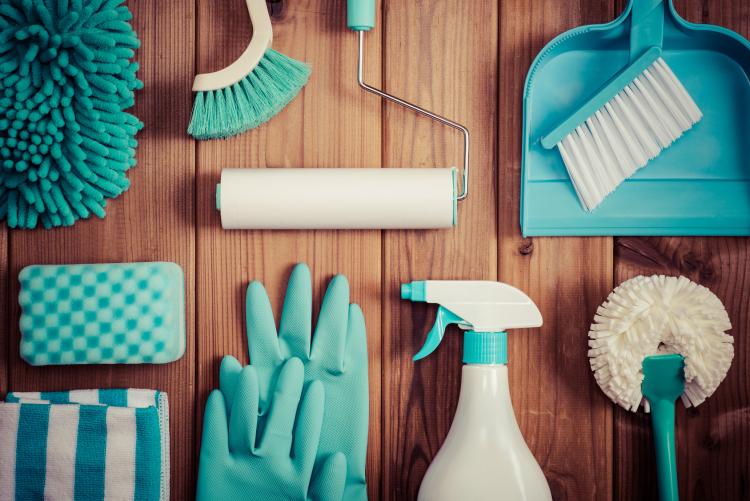 もう手放せないほど愛用してます!主婦227人に聞いた「掃除がはかどる神アイテム」は?