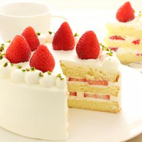 冷凍できるって知ってた?スポンジ・生クリーム系ケーキの冷蔵・冷凍保存の仕方