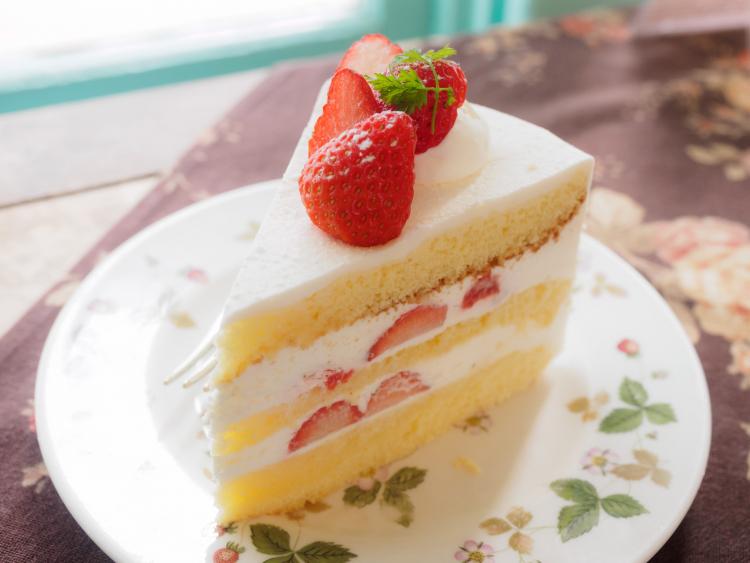 ケーキ 冷凍保存