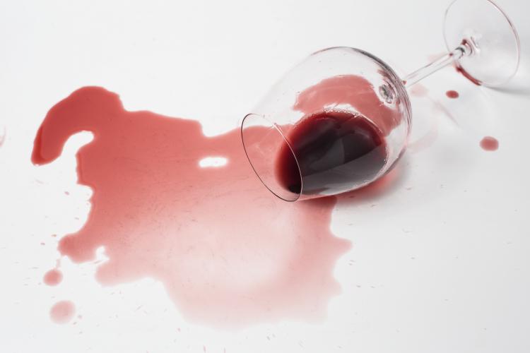 ワイン 重曹 熱湯