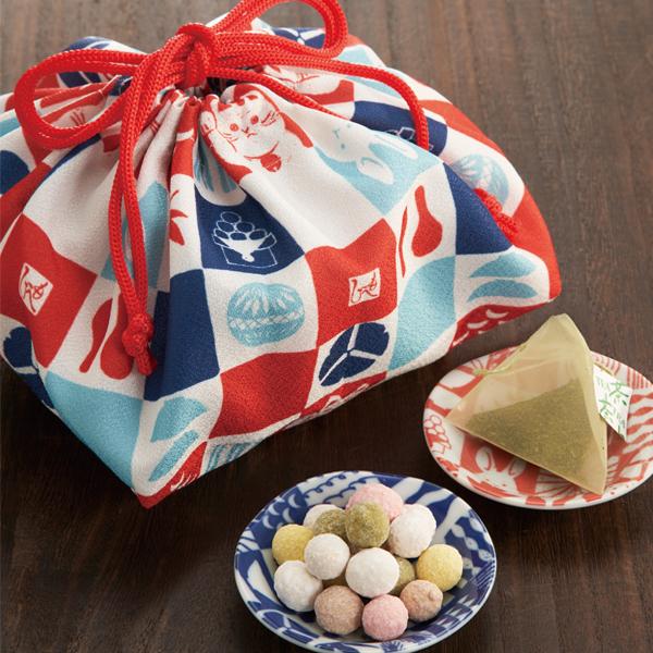 和の手土産が嬉しい!カルディから「もへじ 粋な豆皿セット」が数量限定で発売